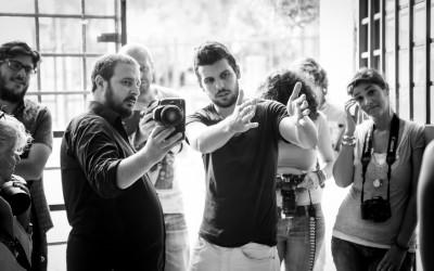 Workshop di Ritratto con Eolo Perfido