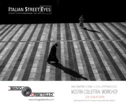 Italian Street Eyes Workshop