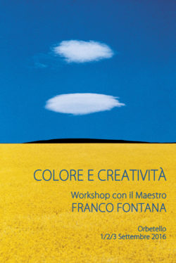 Workshop Franco Fontana ImagOrbetello