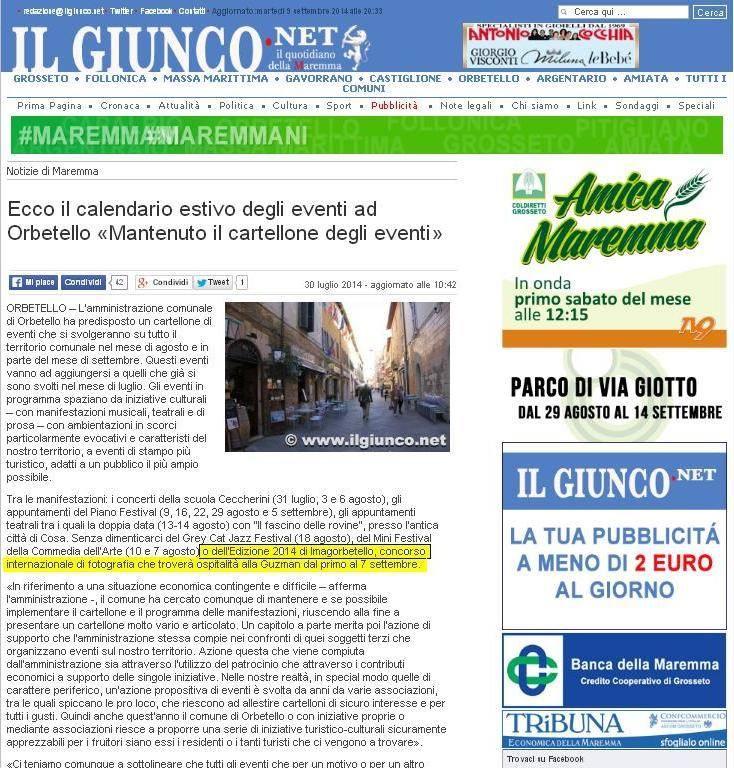 IlGiunco.net