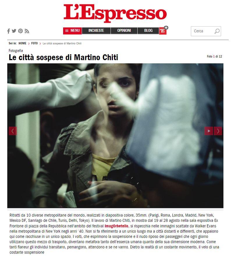 Imago Espresso M Chiti