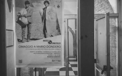 """Si è conclusa la mostra """"Omaggio a Mario Dondero"""""""