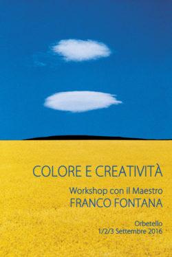 Workshop Franco Fontana ImagOrbetello