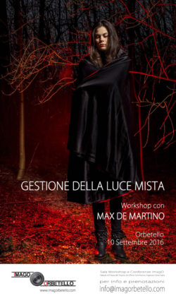 Workshop De Martino ImagOrbetello