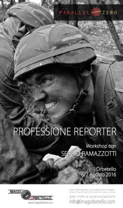 Workshop - Professione Reporter