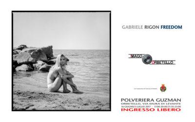 Mostra Freedom di Gabriele Rigon