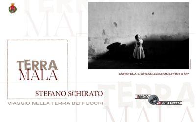Mostra Terra Mala di Stefano Schirato