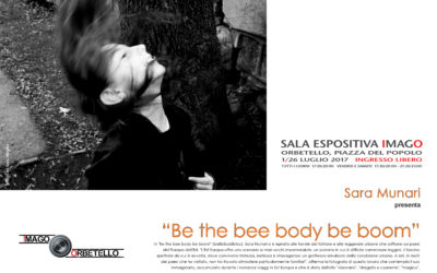 Be the bee body be boom di Sara Munari