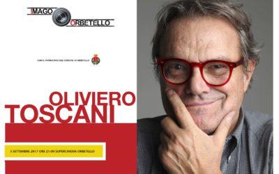 Lectio Magistralis di Oliviero Toscani