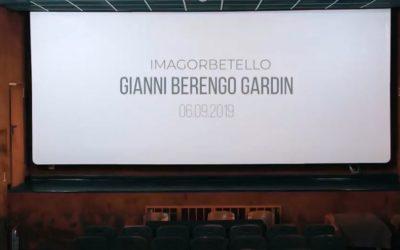 L'intervento di Gianni Berengo Gardin