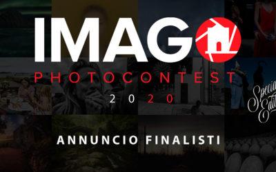 I finalisti di ImagO 2020