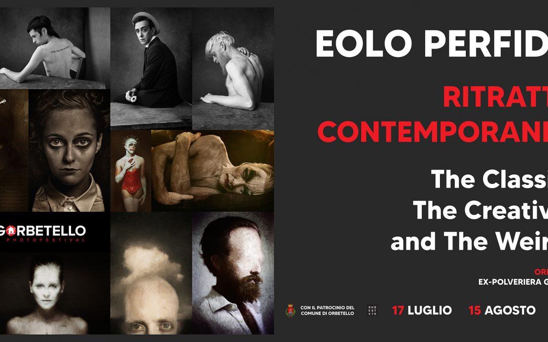 Eolo Perfido – Ritratto Contemporaneo